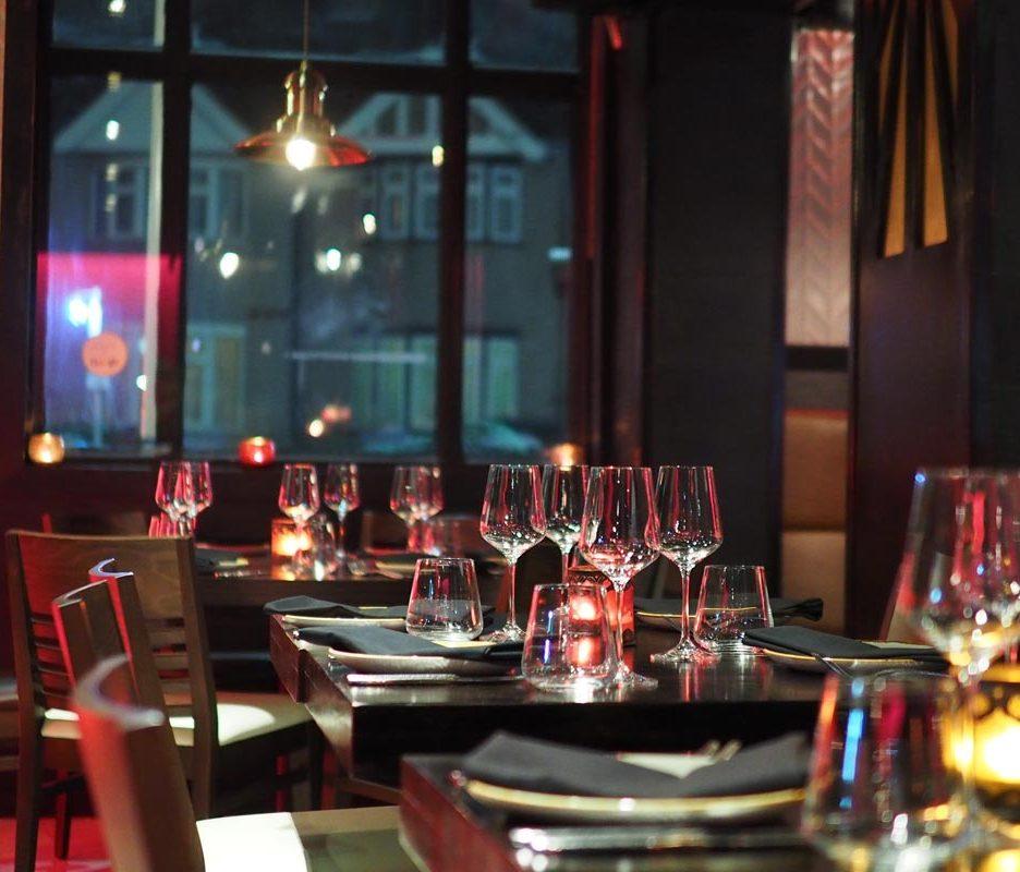 ChairGlassTable Post21 936x800 - The 2 Best New Restaurants in New York